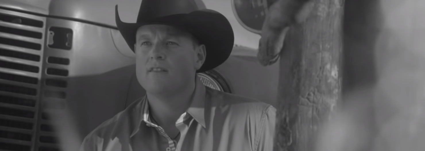 Gord Bamford (Photo captured from Gord Bamford's YouTube channel)