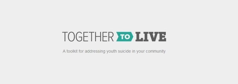 TOGETHER TO LIVE (website logo).